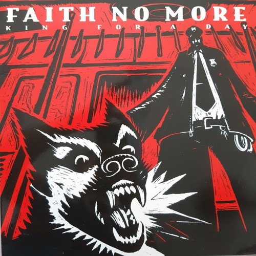 Lp Vinil Faith No More King For A Day Fool For A Lifetime