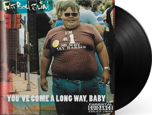 Lp Vinil Fatboy Slim You've Come A Long Way, Baby