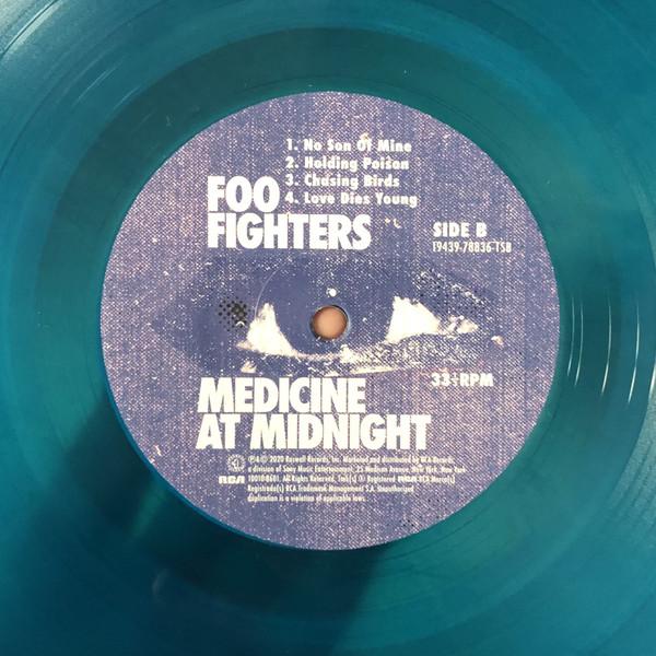Lp Vinil Foo Fighters Medicine at Midnight