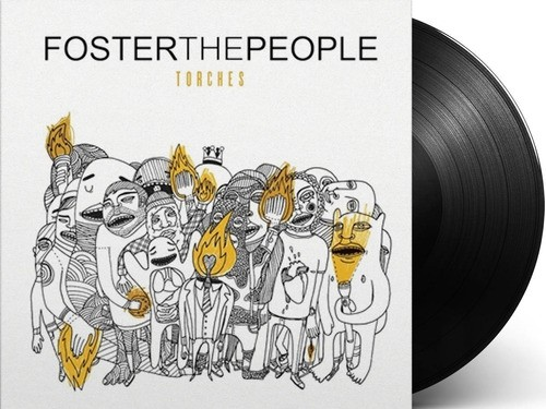 Lp Vinil Foster The People Torches