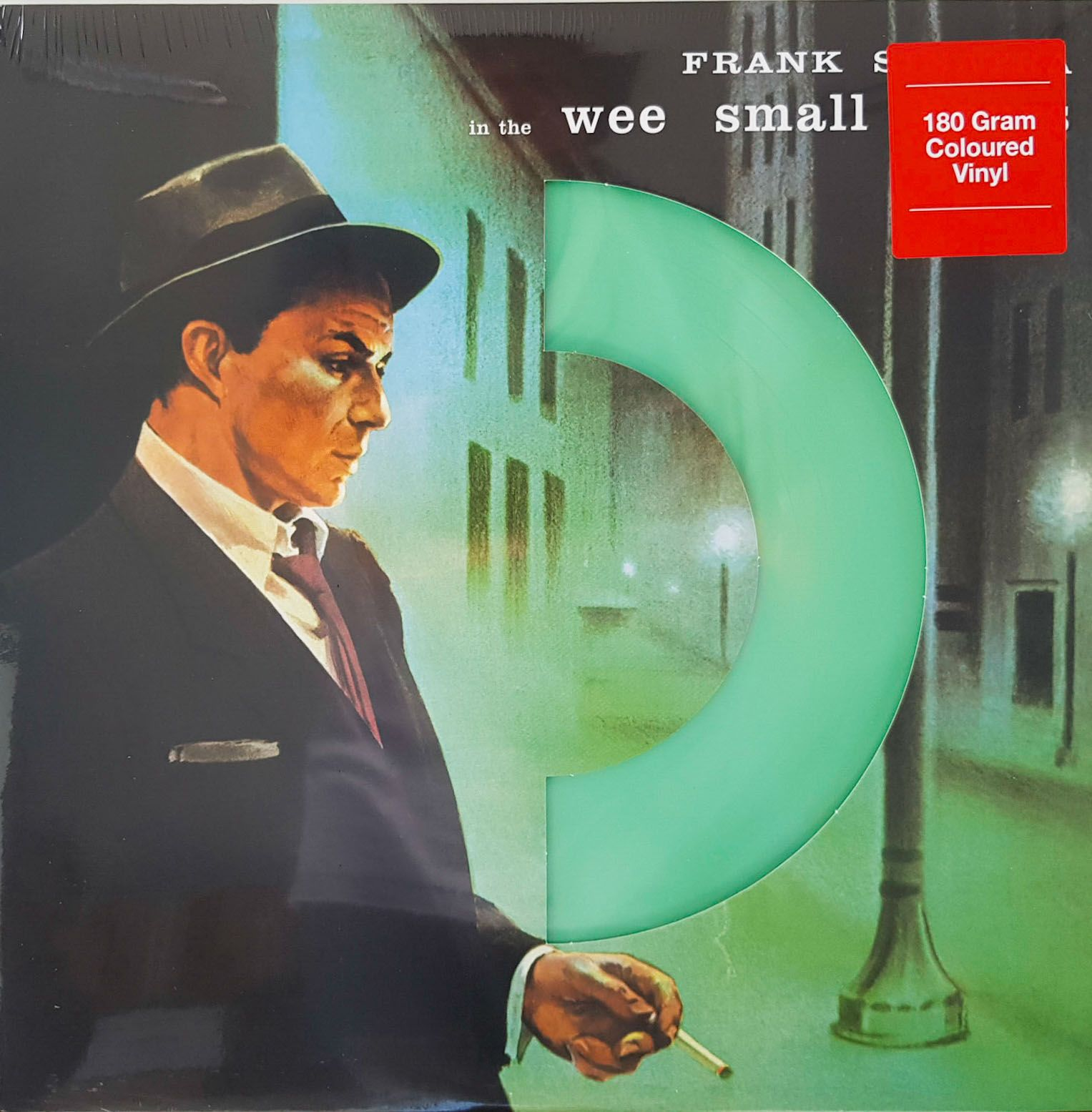 Lp Vinil Frank Sinatra In The Wee Small Hours