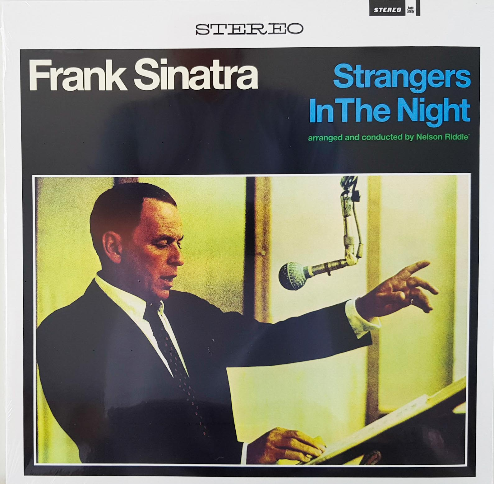 Lp Vinil Frank Sinatra Strangers In The Night
