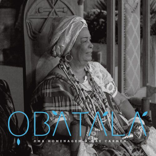 Lp Vinil Grupo Ofá Obatalá: Uma Homenagem a Mãe Carmen
