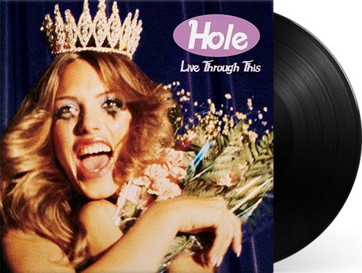 Lp Vinil Hole Live Through This