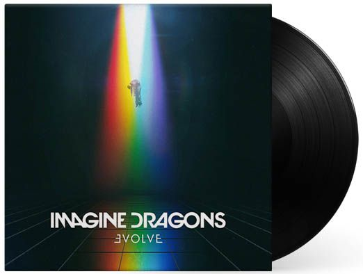 Lp Vinil Imagine Dragons Evolve