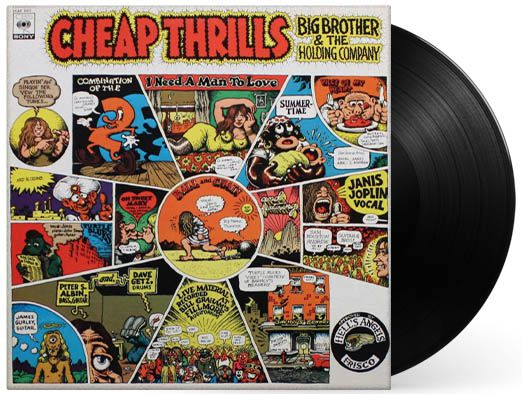 Lp Vinil Janis Joplin Cheap Thrills