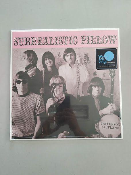Lp Vinil Jefferson Airplane Surrealistic Pillow CAPA AMASSADA