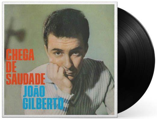 LP Vinil João Gilberto Chega de Saudade