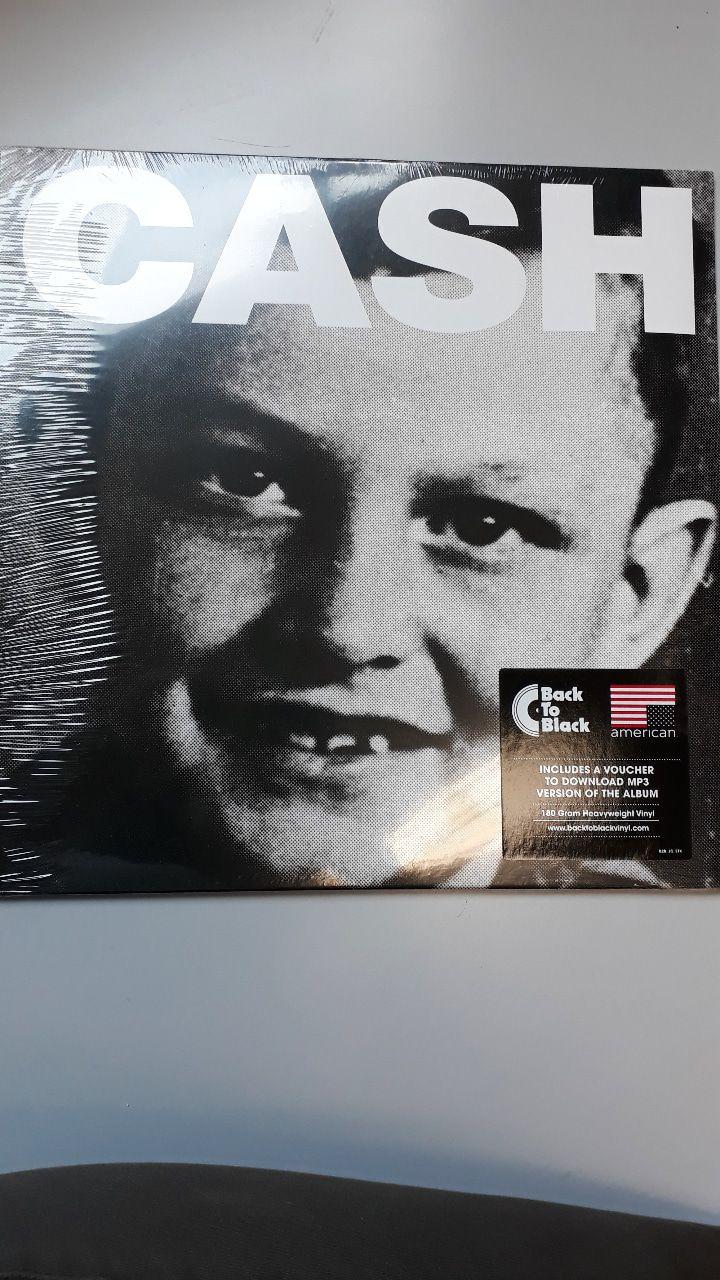 Lp Vinil Johnny Cash American VI: Ain't No Grave CAPA COM PEQUENO RASGADO