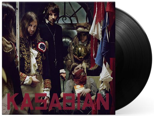 Lp Vinil Kasabian West Rider Pauper Lunatic Asylum