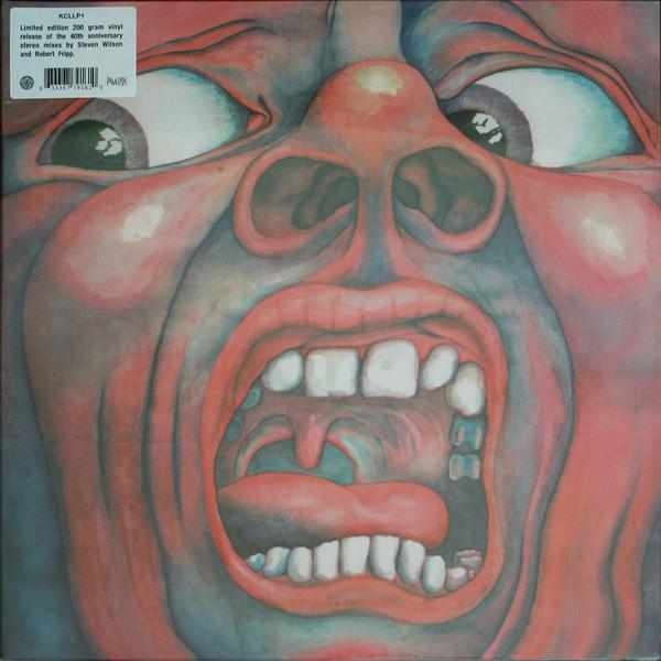Lp Vinil King Crimson In The Court 200g