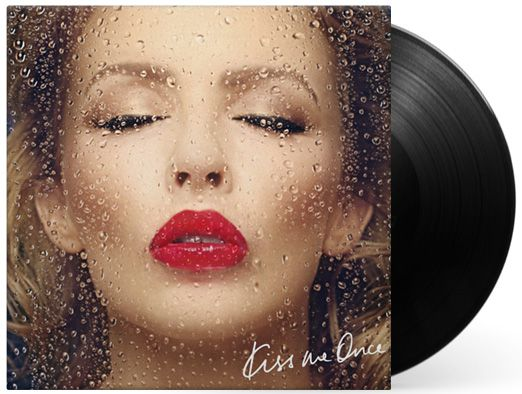 Lp Vinil Kylie Minogue Kiss Me Once