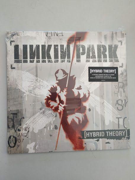 Lp Vinil Linkin Park Hybrid Theory CAPA COM LEVE AMASSADO