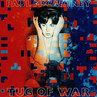 Lp Vinil Paul McCartney Tug Of War
