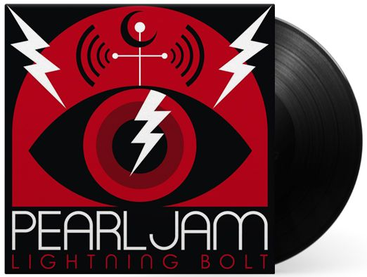 Lp Vinil Pearl Jam Lightning Bolt