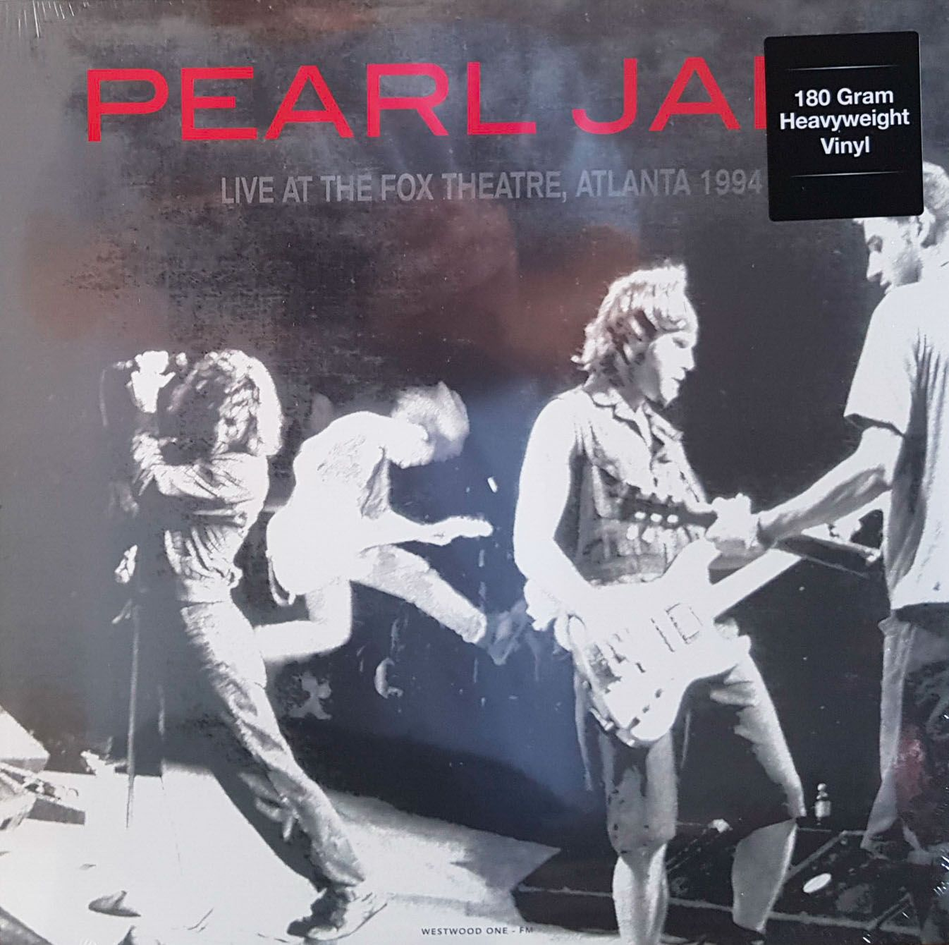 Lp Vinil Pearl Jam Live At The Fox Theater Atlanta 1994