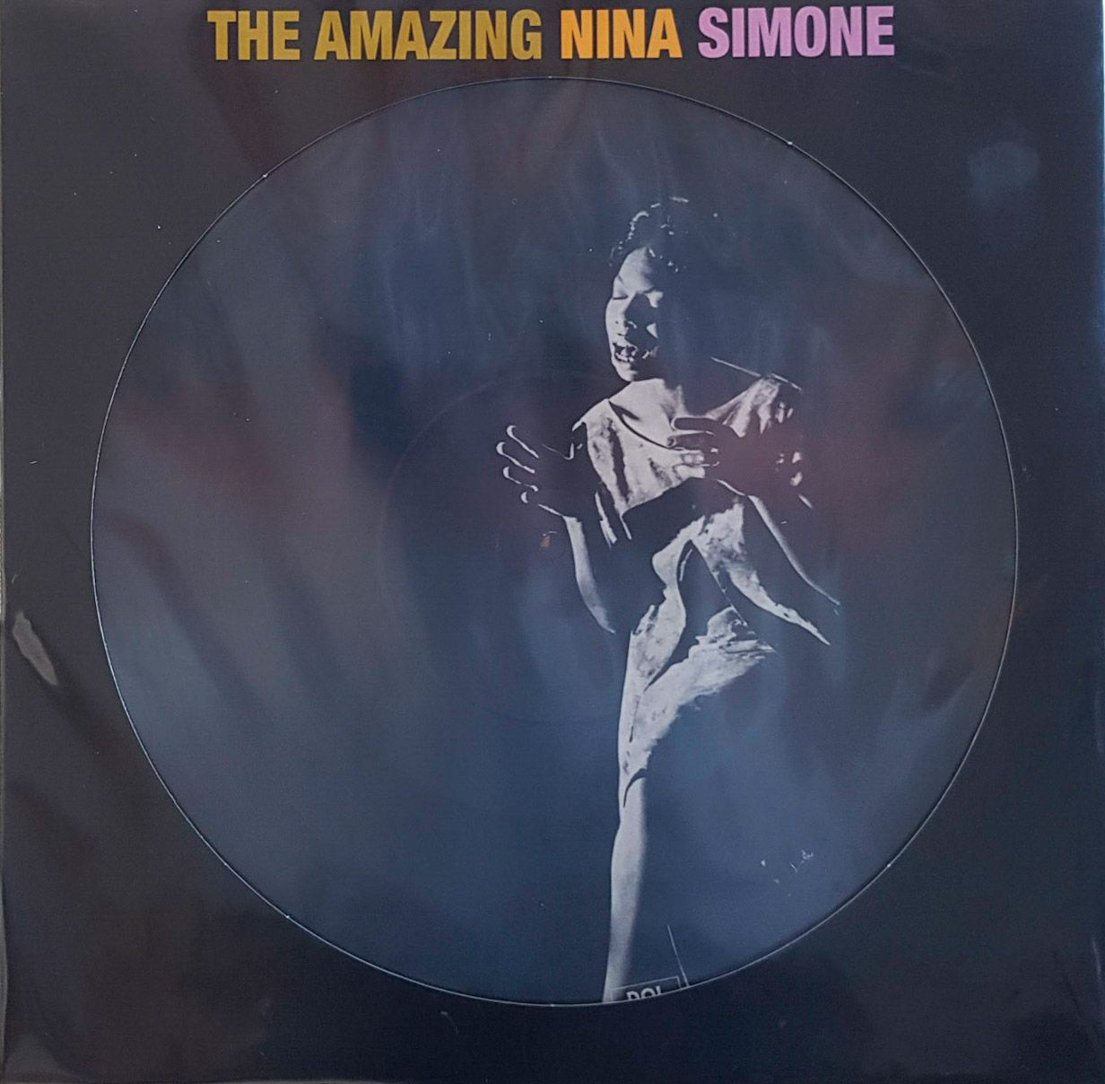 Lp Vinil Picture Disc The Amazing Nina Simone