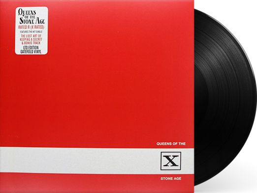Lp Vinil Queens Of The Stone Age Rated R (x Rated)
