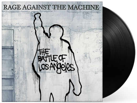 Lp Vinil Rage Against The Machine The Battle Of Los Angeles