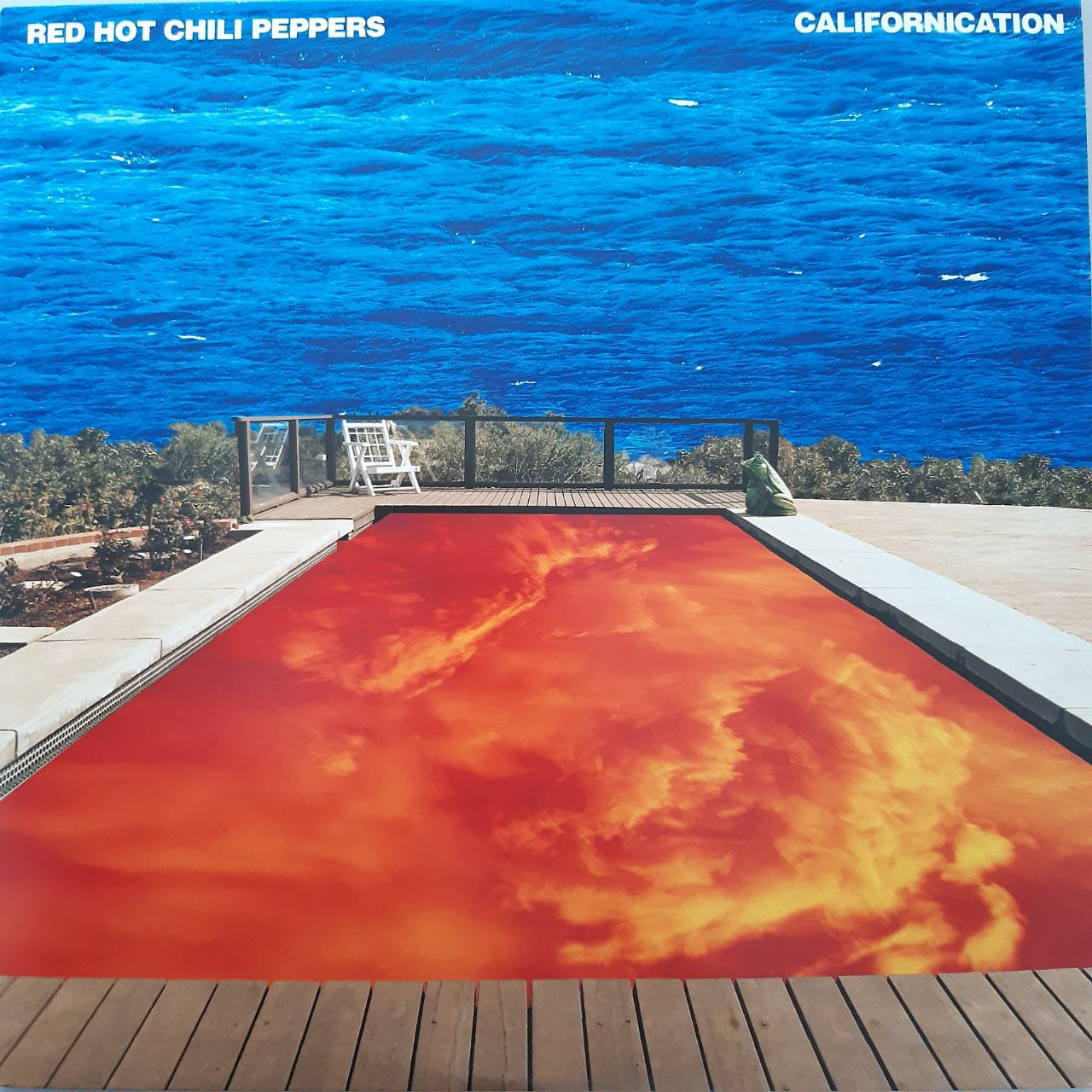 Lp Vinil Red Hot Chili Peppers Californication