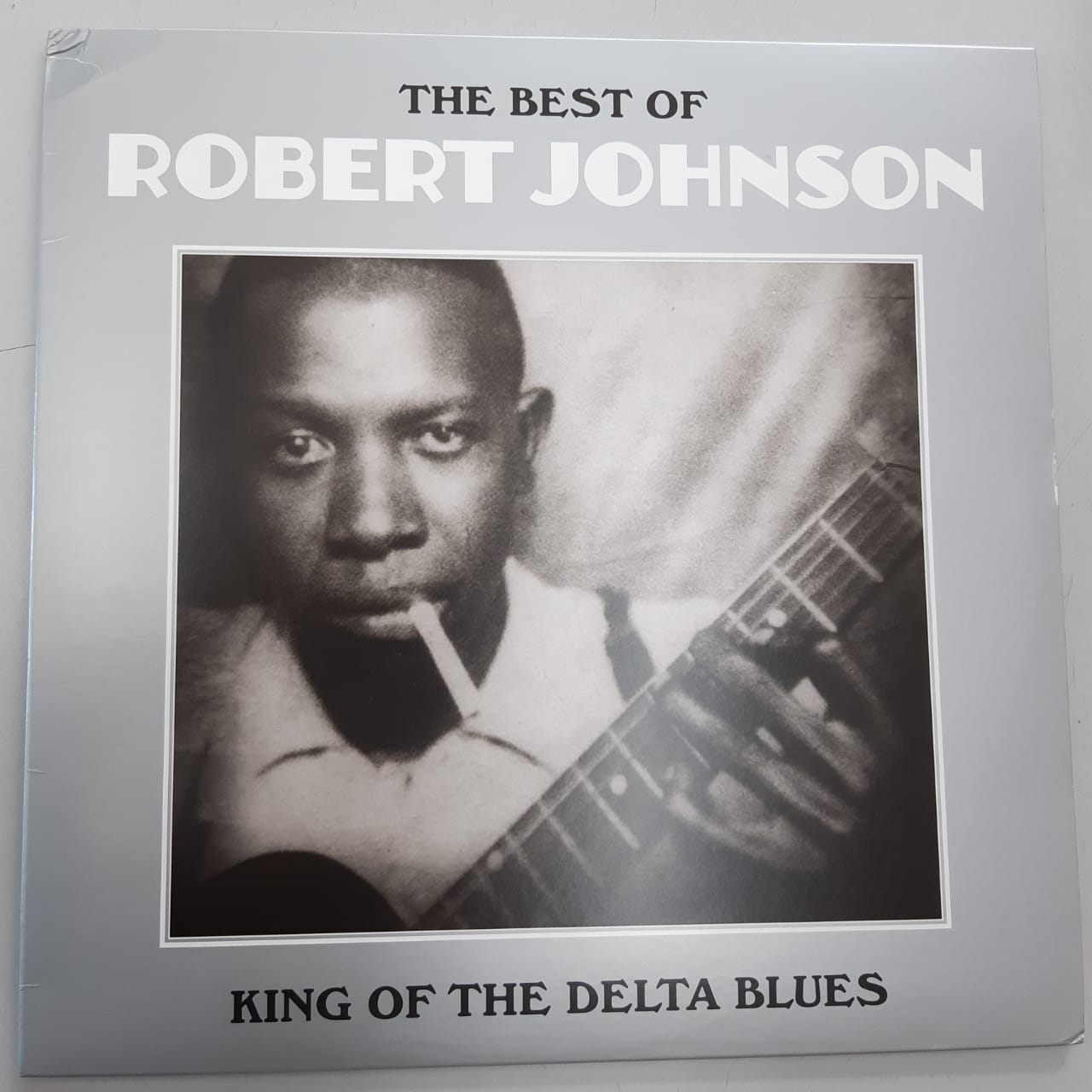 Lp Vinil Robert Johnson King Of Delta Blues