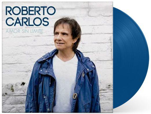 Lp Vinil Roberto Carlos Amor Sin Limite