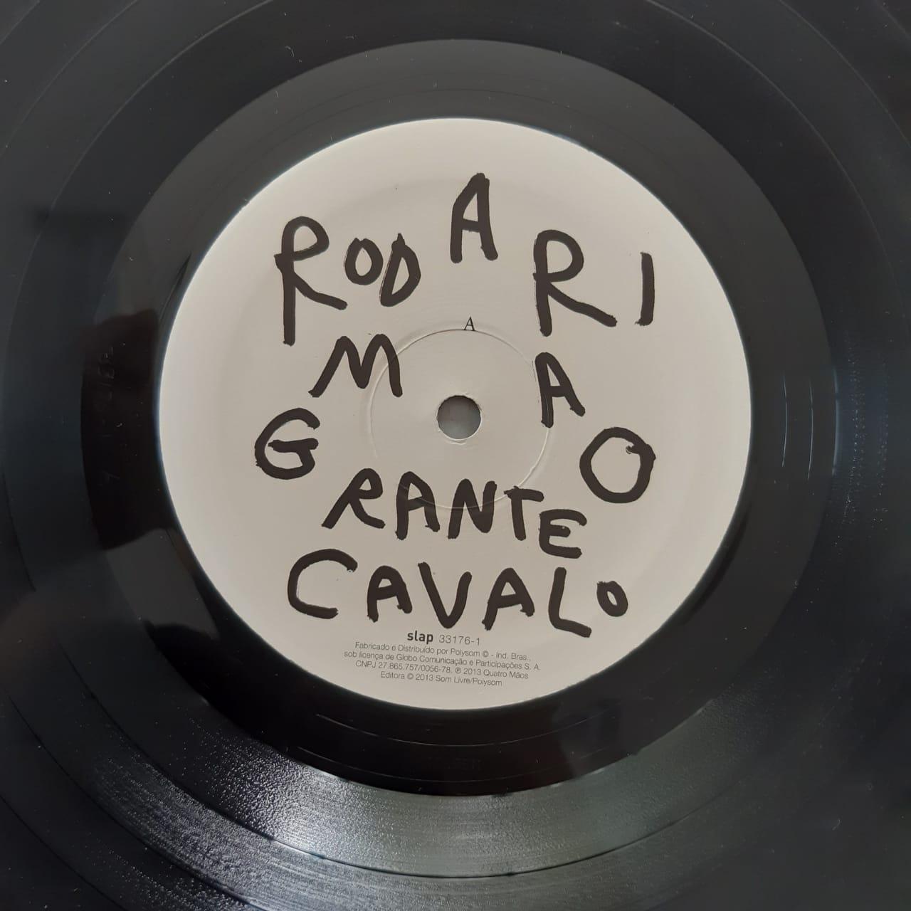 Lp Vinil Rodrigo Amarante Cavalo