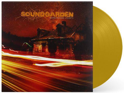 Lp Vinil Soundgarden Before The Doors