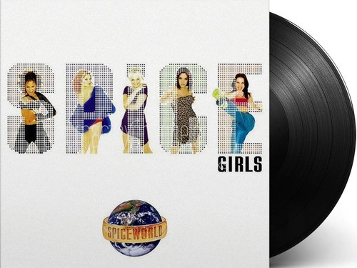 Lp Vinil Spice Girls Spiceworld