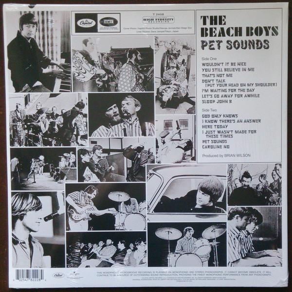 Lp Vinil The Beach Boys Pet Sounds