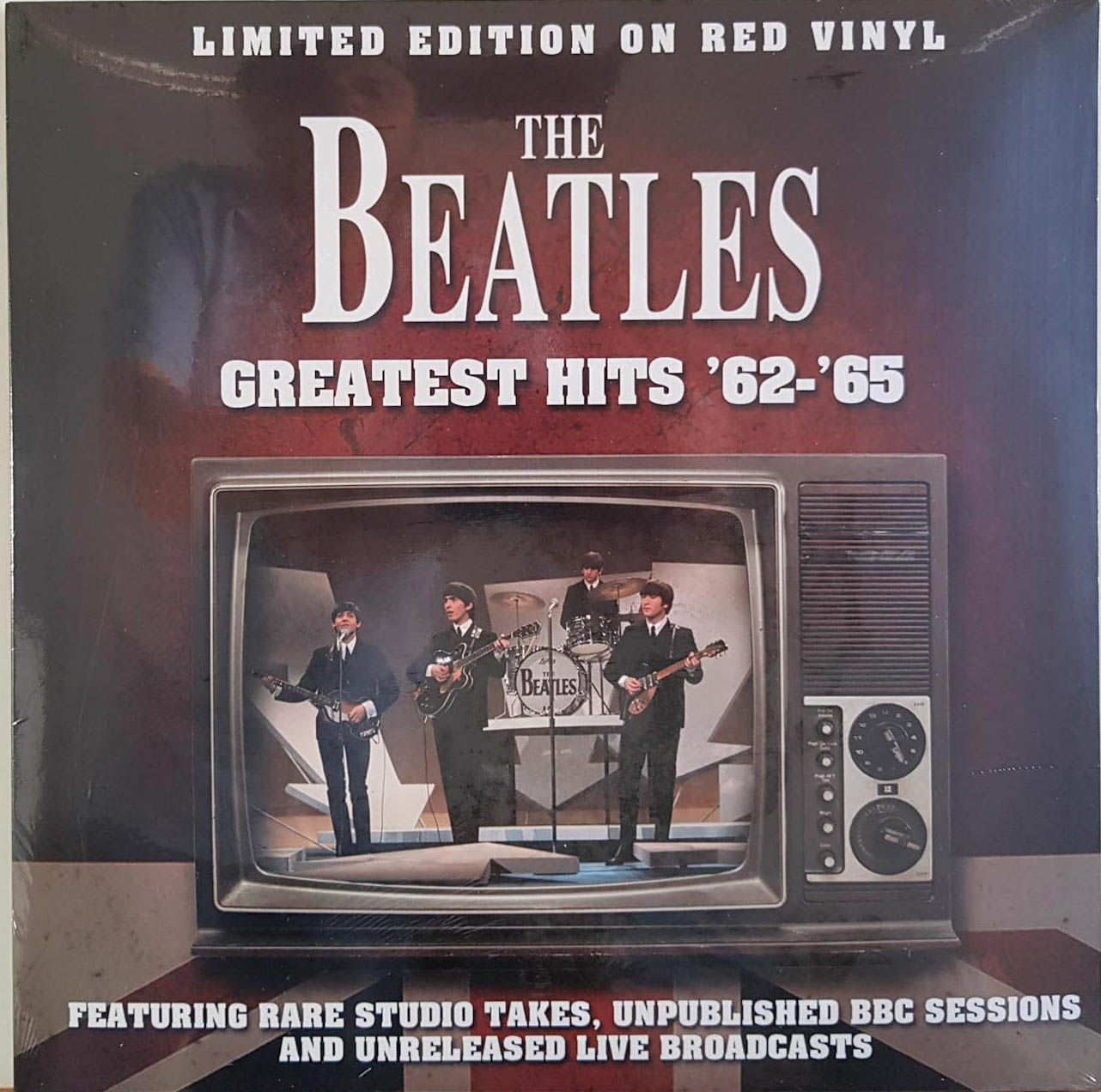 Lp Vinil The Beatles Greatest Hits 1962-65