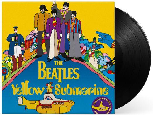 Lp Vinil The Beatles Yellow Submarine