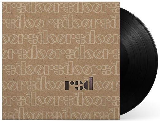 Lp Vinil The Doors Curated For Record Store Day Rsd