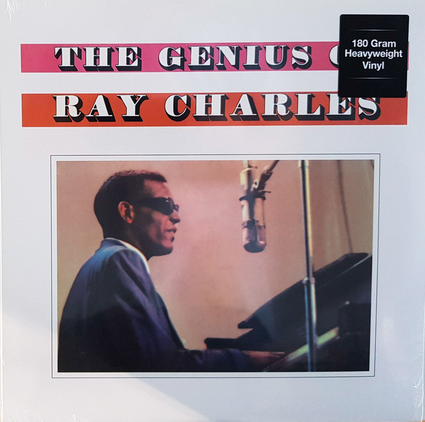 Lp Vinil The Genius Of Ray Charles