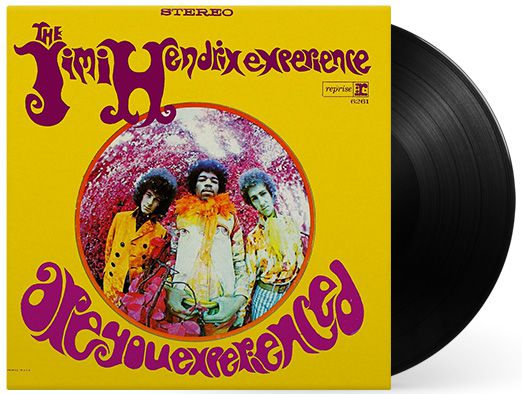 Lp Vinil The Jimi Hendrix Experience Are You Experienced