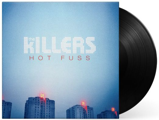 Lp Vinil The Killers Hot Fuss