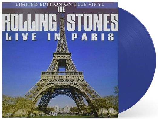 Lp Vinil The Rolling Stones Live In Paris