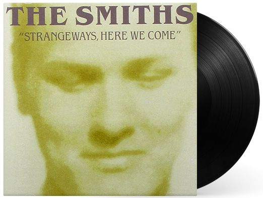 Lp Vinil The Smiths Strangeways, Here We Come