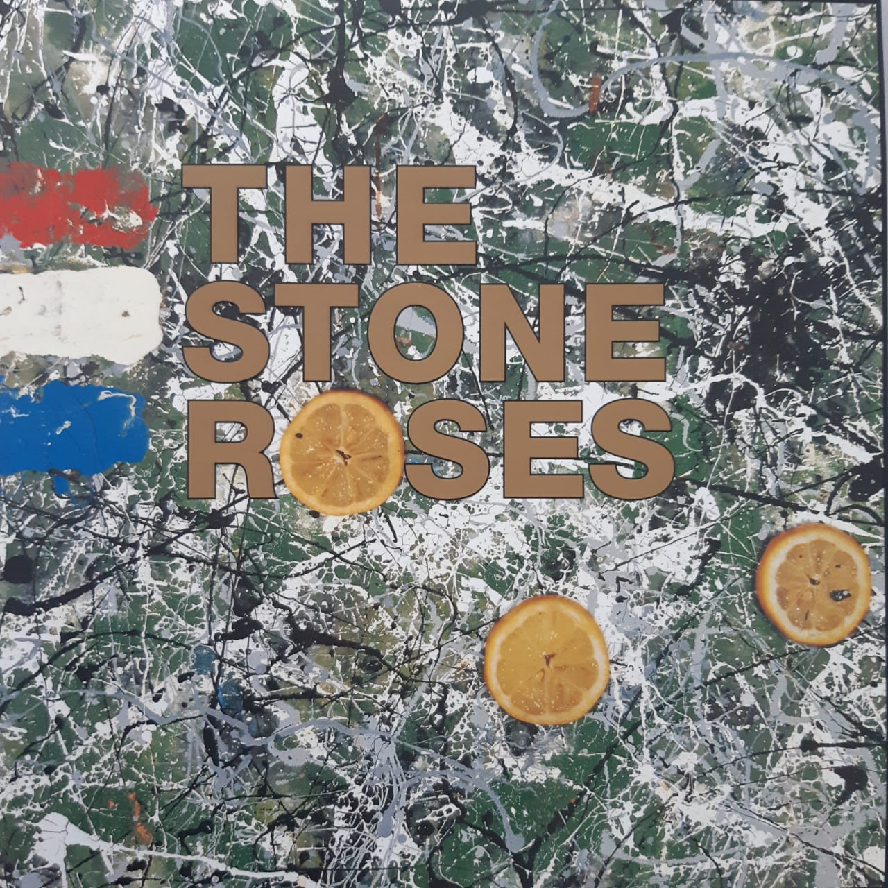 Lp Vinil The Stone Roses 1989
