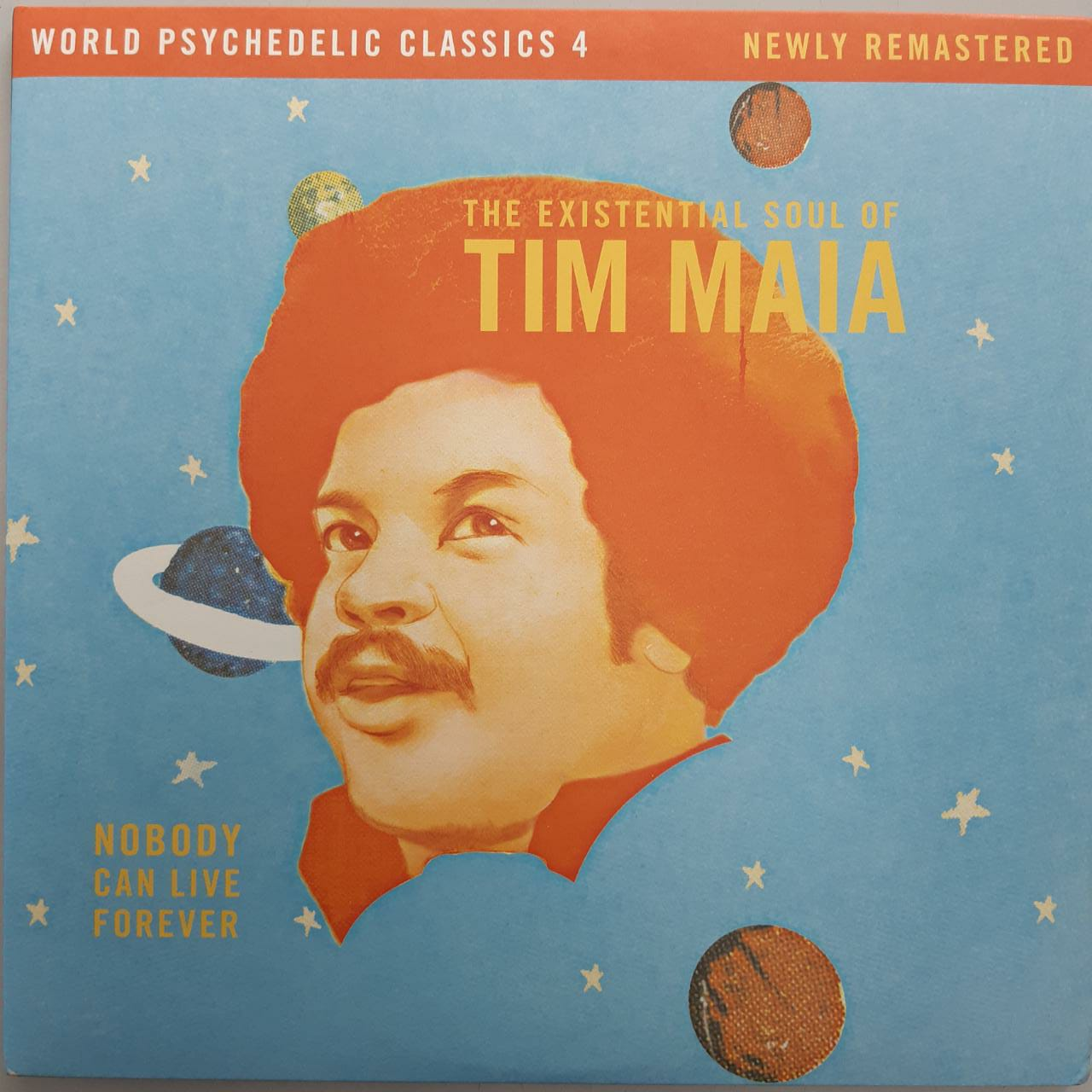 Lp Vinil Tim Maia The Existencial Soul Of Tim Maia