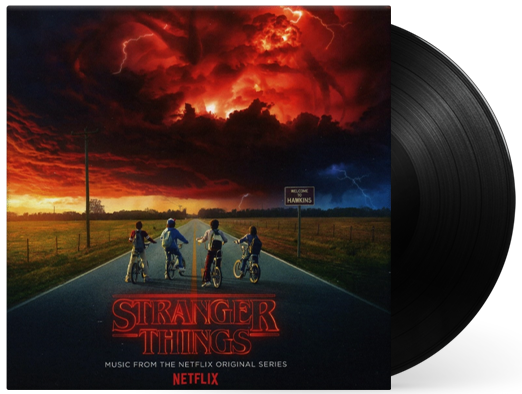 Lp Vinil Trilha Sonora Stranger Things