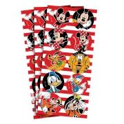 Adesivo Redondo Festa Mickey Mouse - 30 Unidades - Regina