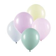 Balão de Festa Redondo Profissional Látex Candy - Cores - 9