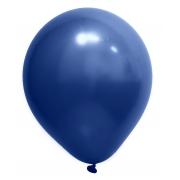 Balão de Festa Redondo Profissional Látex Cromado - Cores - 12