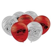 """Balão Especial Velozes e Furiosos - 9"""" 23cm - 25 Unidades - Festcolor"""
