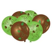 """Balão Especial Festa Dino Baby  - 9"""" 23cm - 25 Unidades - Festcolor"""