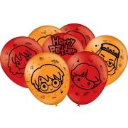 "Balão Festa Harry Potter Kids - 9"" 23cm - 25 unidades - Festcolor"