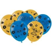 """Balão Festa Stitch - 9"""" 23cm - 25 unidades - Festcolor"""