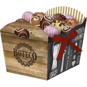 Cachepot Festa Boteco - 08 unidades - Festcolor