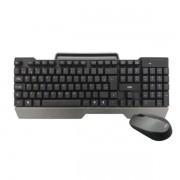 Combo Teclado E Mouse Sem Fio Office - TM-406